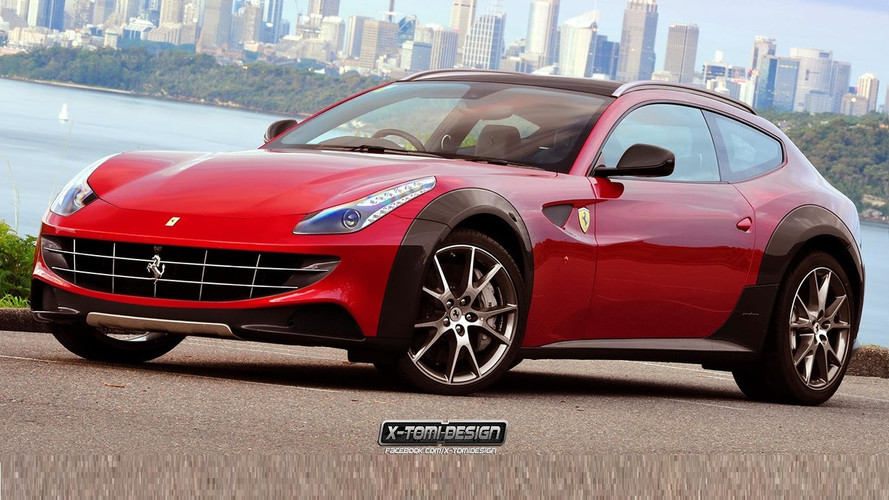 Ferrari Utility Vehicle 'Will Probably Happen,' Says Marchionne