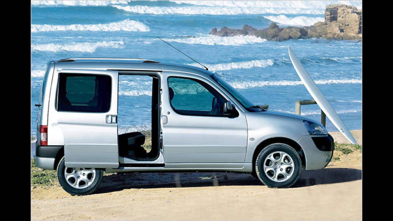 Peugeot-Sondermodell