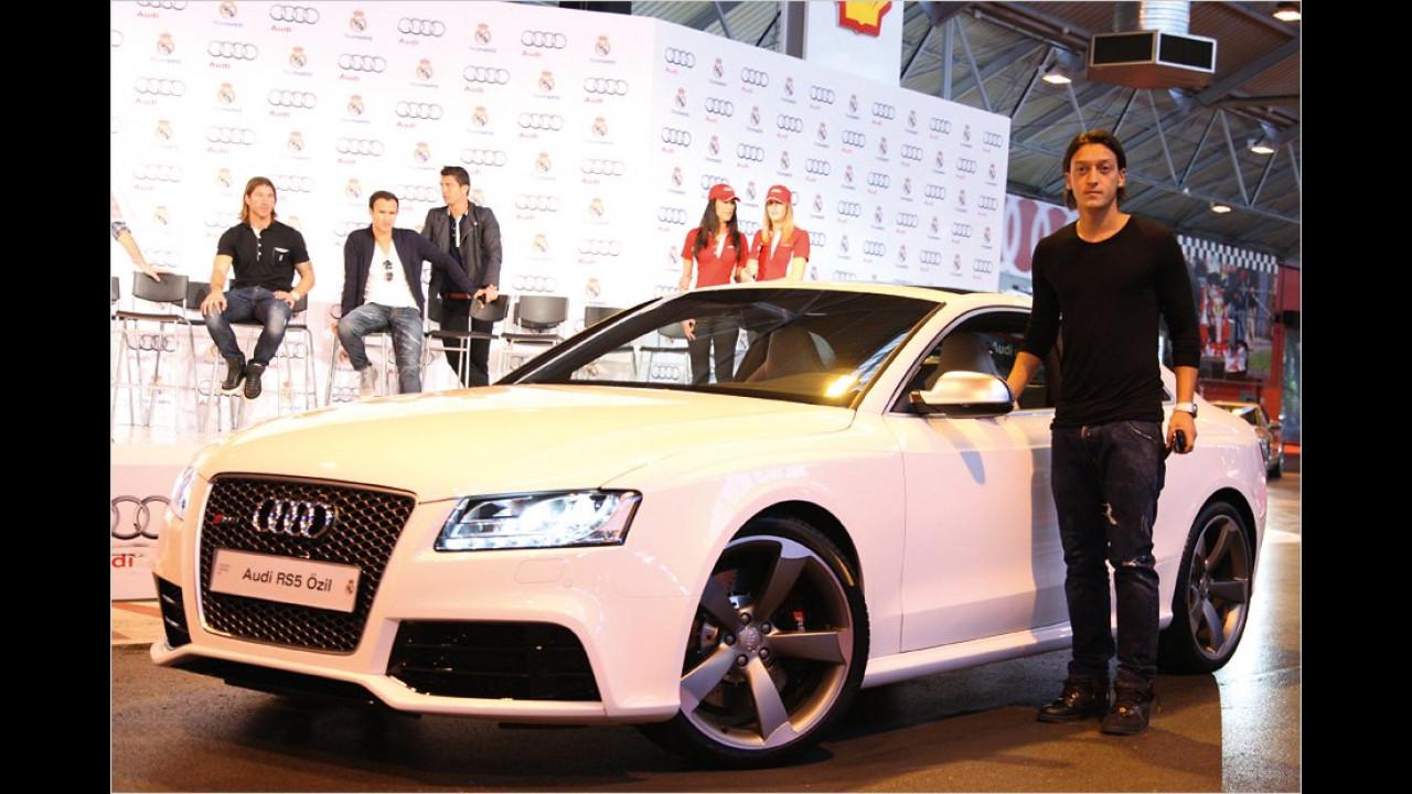 Mesut Özil: Audi RS 5