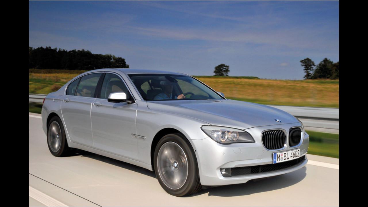 BMW 730d Automatik