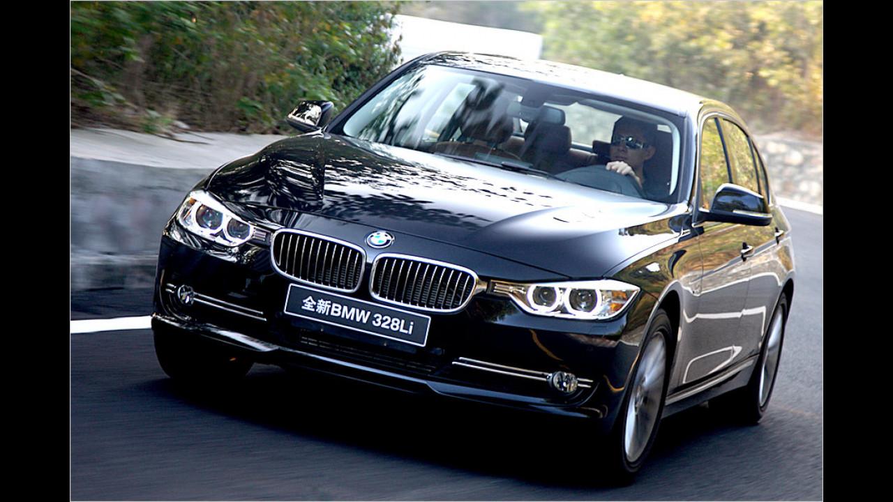 BMW 3er Langversion