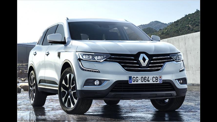 Renault bringt einen neuen Koleos