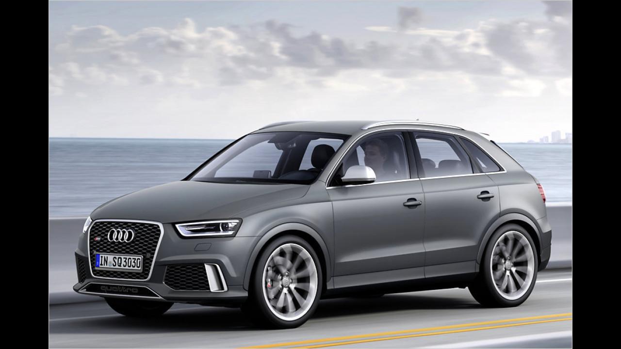 Flop: Audi RS Q3