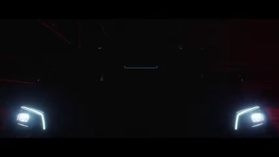 2018 Mercedes Classe X teaser