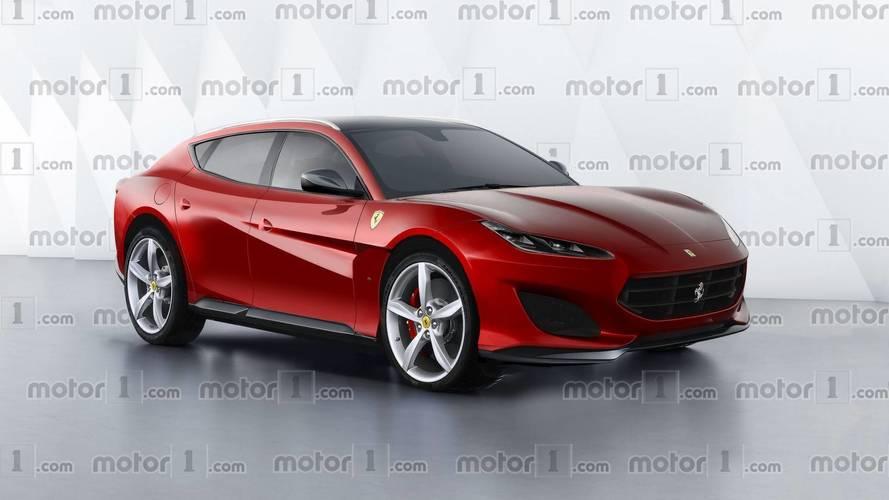 Ferrari 2019 için V8 hibrit motorlu bir otomobil geliştiriyor