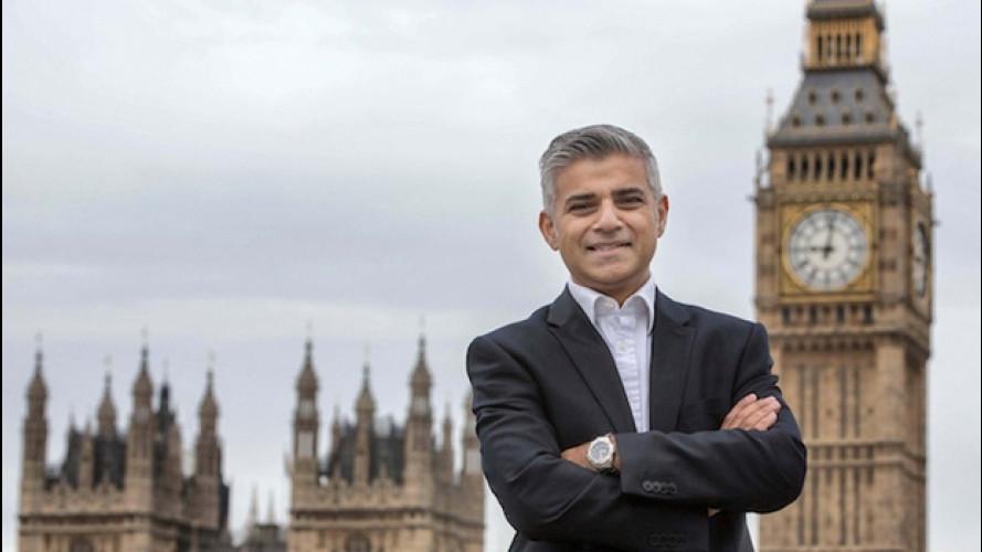 Londra, il nuovo sindaco a favore dei 30 km/h in città