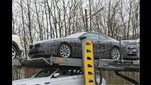 BMW 8er Coupé als Erlkönig