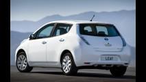 Nissan Leaf atinge a marca de 1 bilhão de quilômetros rodados