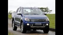 Ford Ranger é eleita Picape Internacional do Ano