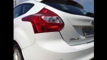 Garagem CARPLACE #1: Focus hatch começa pela versão SE 1.6 manual