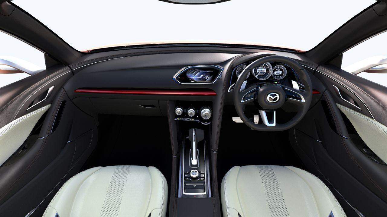 Salão de Tóquio: Conceito Takeri adianta linhas da nova geração do Mazda6