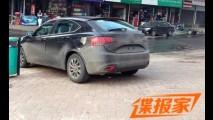 Flagra: substituto do Bravo, Fiat Viaggio hatch circula quase limpo