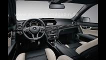 Aparecem as primeiras imagens do novo Mercedes C63 AMG