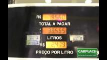 Preços dos combustíveis continuam caindo - Redução do etanol chega a 9,53% em SP