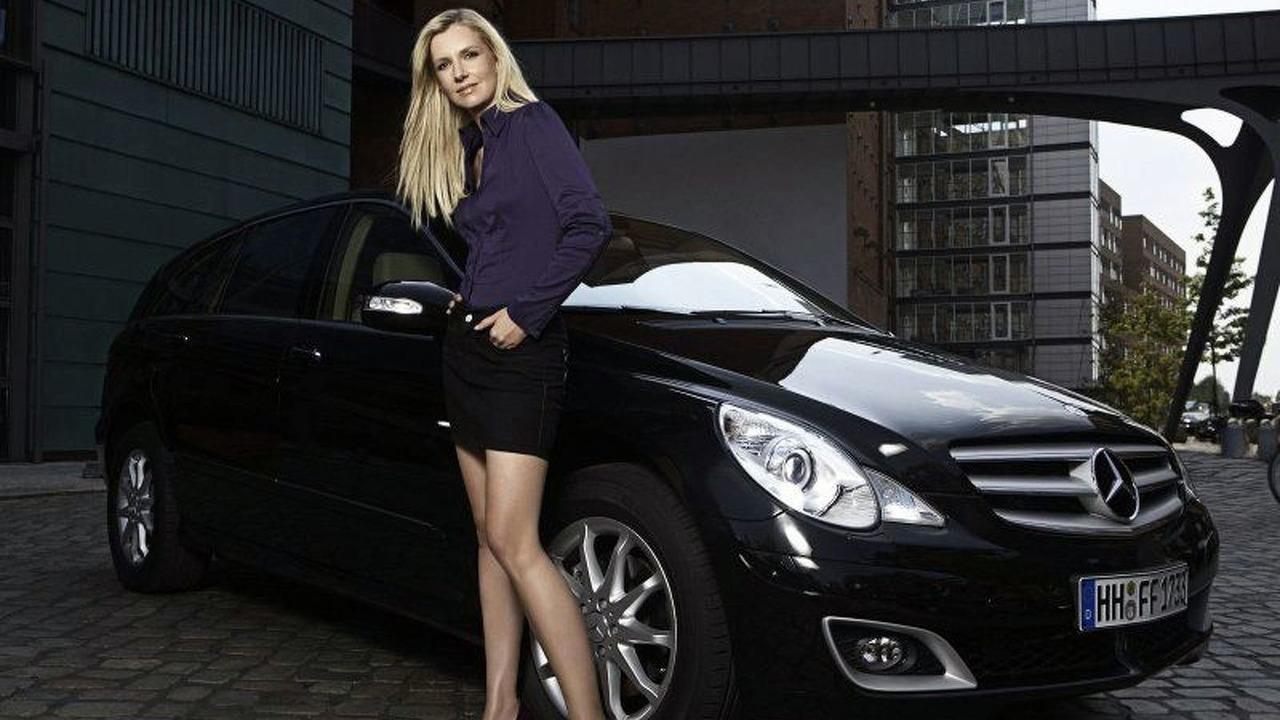Mercedes R-Class & Jette Joop