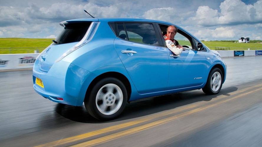 Nissan Leaf returning to Goodwood for high-speed reverse record attempt