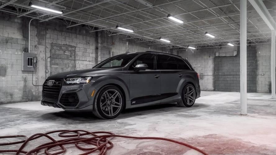 Audi SQ7 par ABT Sportsline et Vossen