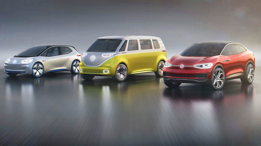 VW ID Vizzion concept brings a self-driving electric sedan to Geneva