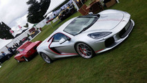 ATS GT Supercar Salon Prive debut