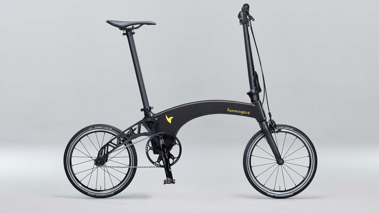 Prodrive Hummingbird Folding Bike