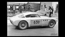 Berlinetta 204A alla 17a edizione della Mille Miglia, 1950