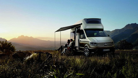 Volkswagen Supersizes California Camper With XXL Concept
