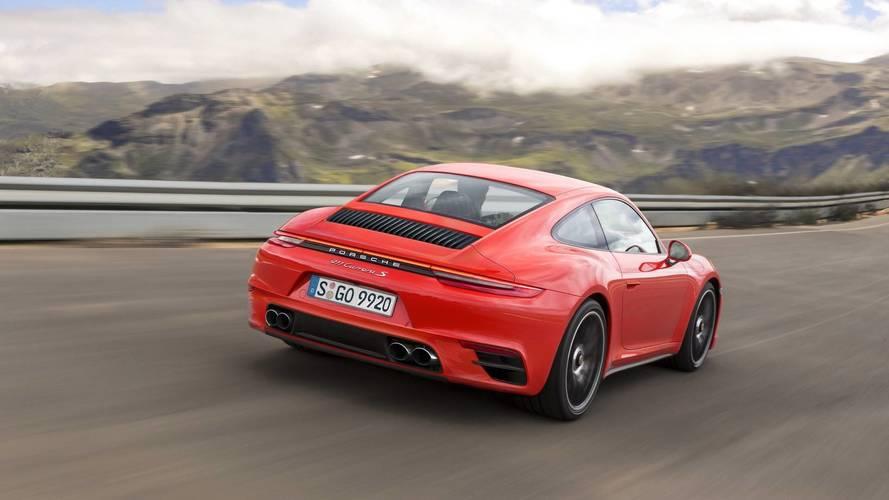 New Porsche 911 rendered