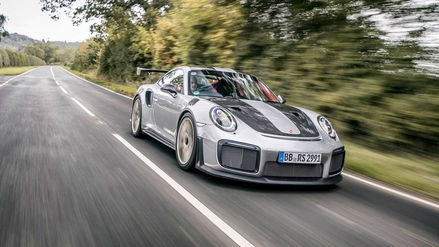 Porsche could add the Weissach package to other models