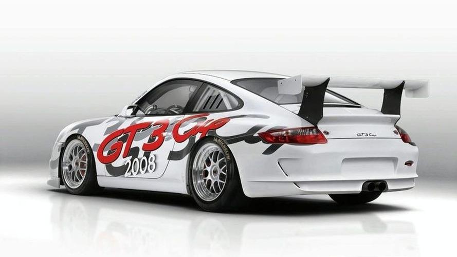 New 420 bhp Porsche 911 GT3 Cup