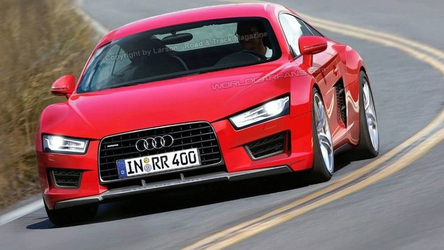 Audi R4 Rumours Resurface Once Again