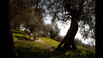Mountain bike in Umbria