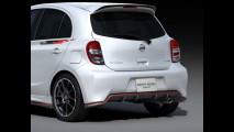 Nissan Micra Nismo Concept