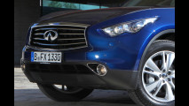 Infiniti FX Model Year 2012