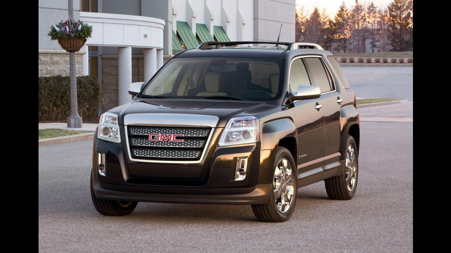 General Motors al Salone di New York 2009