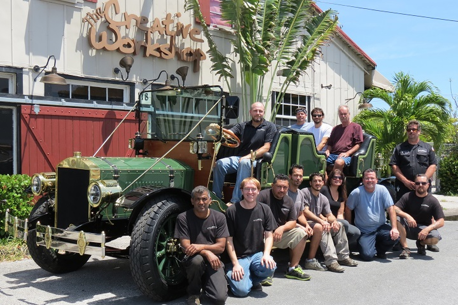 Behind the Scenes: Creative Workshop's Horseless eCarriage