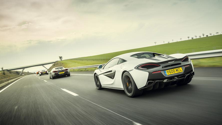 McLaren 570S'in halefi 2019'da hibrit teknolojiyle geliyor