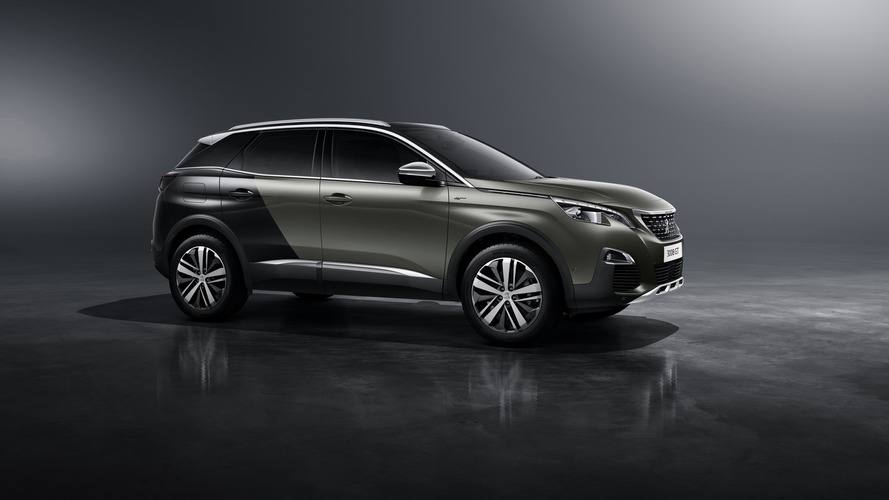 Peugeot 3008 GT brings 180-hp diesel power