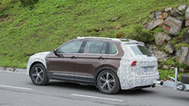 Possible Skoda Yeti test mule spy photo