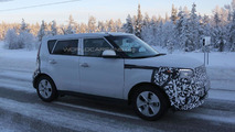 Kia Soul EV Spy photo