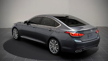 2015 Hyundai Genesis pricing announced (US)