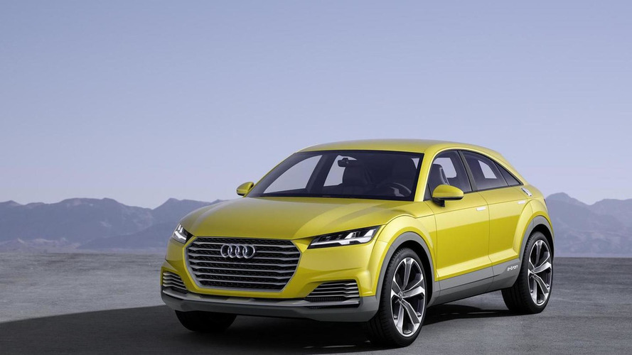 Audi confirms third body style for TT, likely crossover
