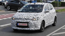 2015 Chevrolet Spark spy photo