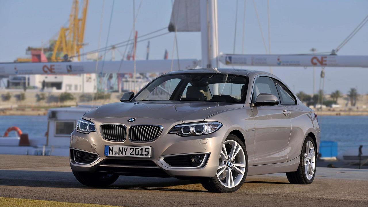 2014 BMW Serisi Coupe