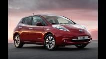 Nissan Leaf: segunda geração chega em 2017 com inédita versão SUV