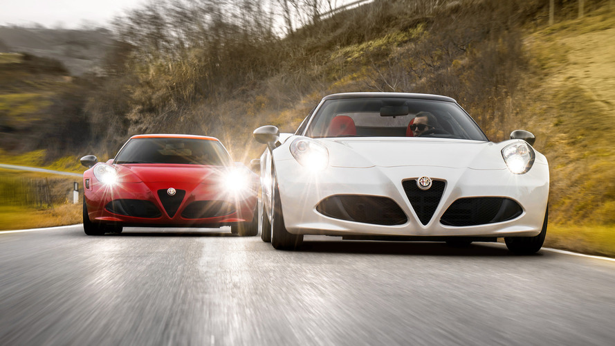 More new Alfa Romeos on the way – big SUV and sports car planned