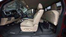 2017 Nissan Titan King Cab