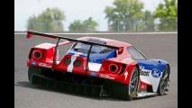 Ford GT fará estreia mundial neste fim de semana