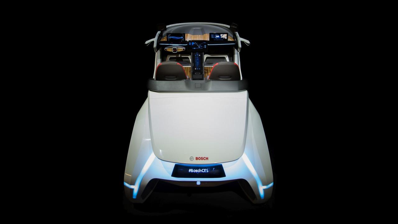 Bosche CES Car Concept