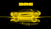 DeLorean DMC21 Rendering