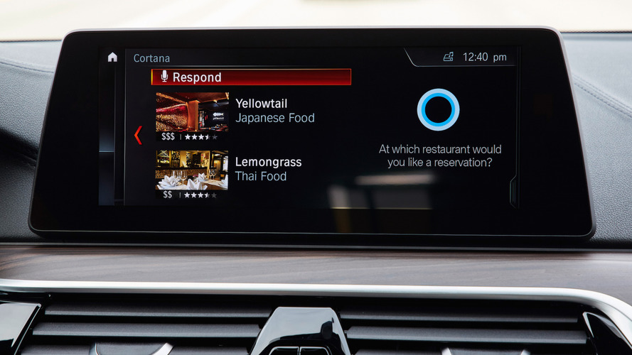2017 BMW 5 Series Autonomous Prototype